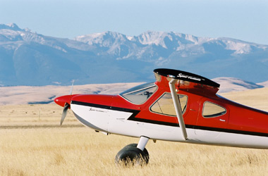 Glassair Sportsman Mountains